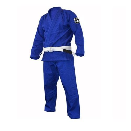 Ace Freeroll Bjj Gi Blue - The Fight Factory