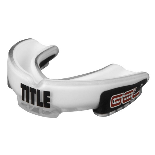 Title Gel Triple Shox Youth Mouth Guard