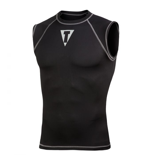 Title Pro Compress Revolt Sleeveless - The Fight Factory