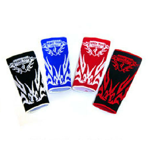 Muay Thai Fighting Dragon Tattoo Ankle Guard