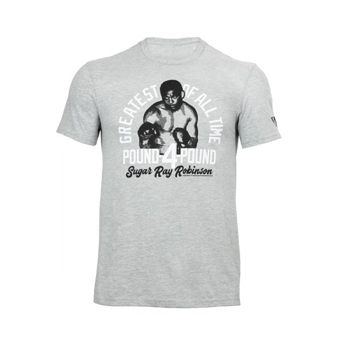 Title Boxing Legacy Sugar Ray Pound For Pound T Shirt
