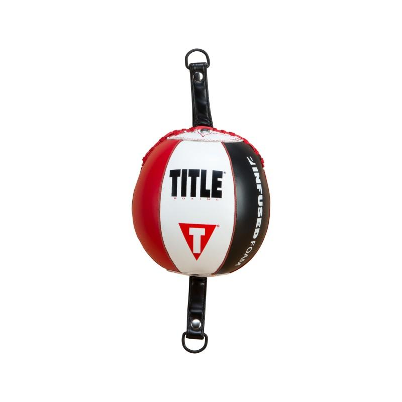 Title Boxing Infused Foam Floor To Ceiling Ball - The Fight Factory