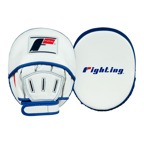 Fighting Freedom Leather Focus Mitts