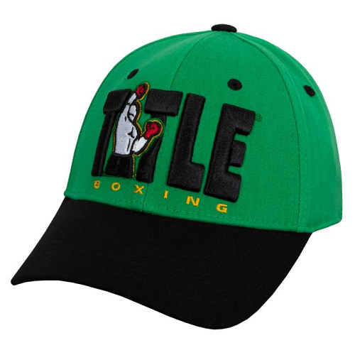 TITLE WBC Cap 2 - The Fight Factory