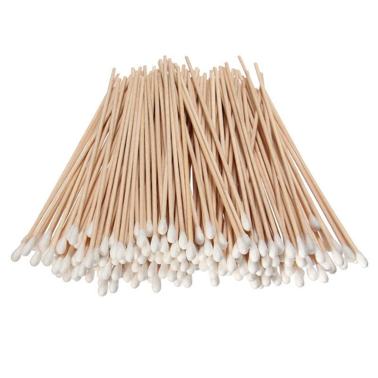 Pro Corner Cotton Cut Swabs 15cm 100Pcs