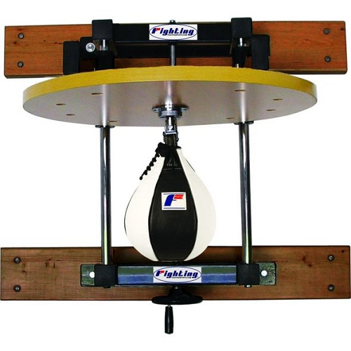 Fighting Complete Pro Wheel Speed Bag Platform