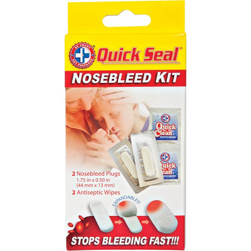 Quick Seal Nosebleed Kit