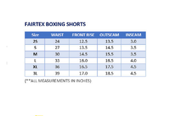 Fairtex Muay Thai Shorts Keep Moving