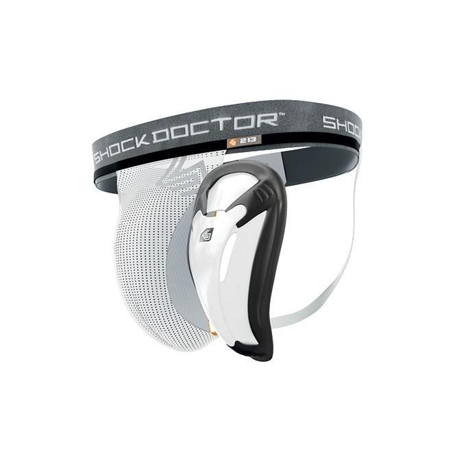 Shock Doctor Core Supporter Jock Strap With Bioflex Cup