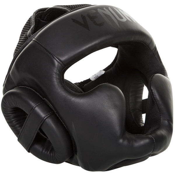 Venum Challenger 2.0 Headgear Black Black - The Fight Factory