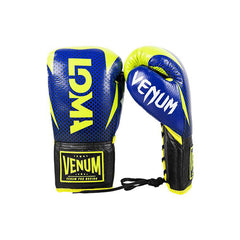 Venum Hammer Pro Boxing Gloves Loma Edition - Lace Up - The Fight Factory