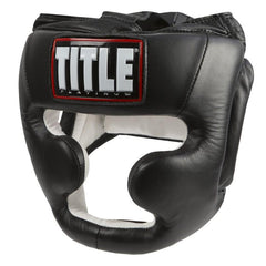 Title Boxing Platinum Full Face Training Headgear