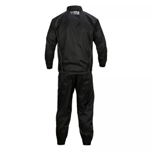 Title Platinum Prevail Rubberized Sauna Suit - The Fight Factory