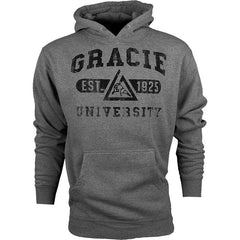 Gracie Jiu-Jitsu Gracie University Hoodie Hoody - The Fight Factory