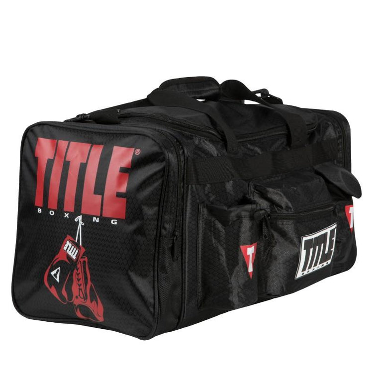 Title Deluxe Gear Bag 2.0 Black