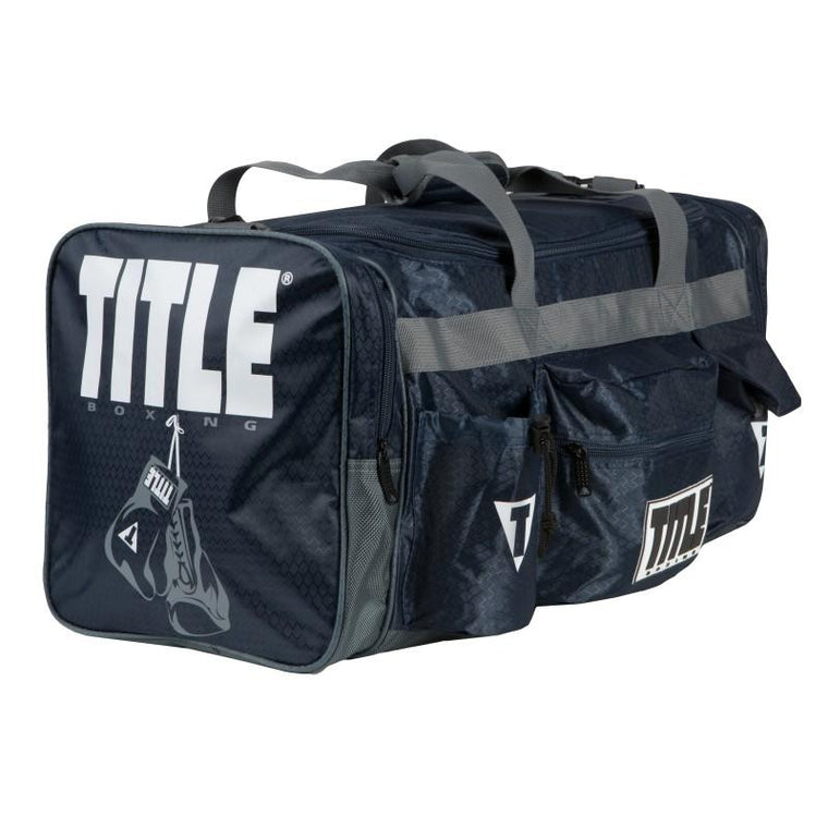 Title Deluxe Gear Bag 2.0 Blue