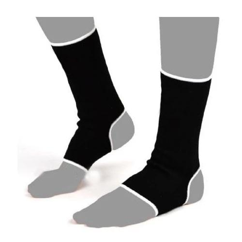 Ace Muay Thai Ankle Supports Black/White