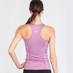Grips Womens Tank Top Fuschia
