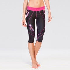 Grips Womens Short leggings Flower Power - The Fight Factory
