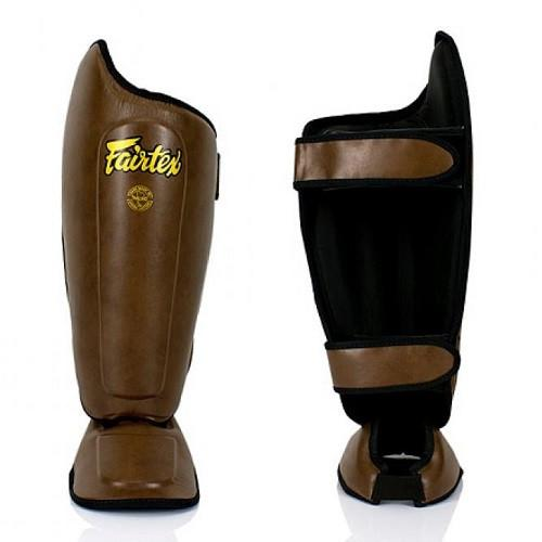 Fairtex Shin Guards Sp8 - The Fight Factory