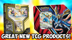 Great New Pokémon TCG Products!