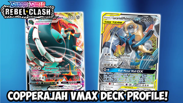 Copperajah VMAX - The Tankiest Deck Yet!  Pokemon Decks | Card Cavern