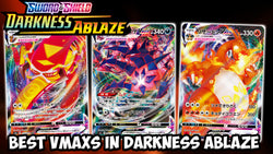 Darkness Ablaze & It's Best New VMAXs! | Pokemon Singles | Card Cavern