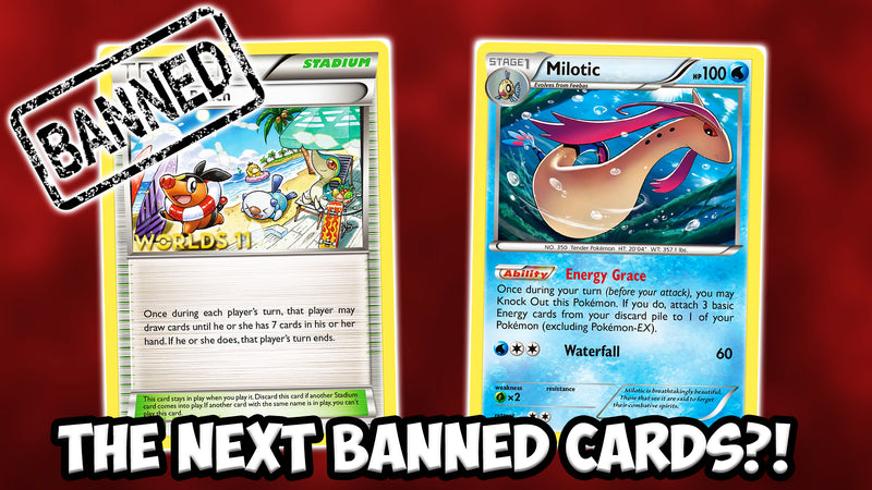 New Problem Cards In Expanded | Pokemon TCG Decks | Card Cavern