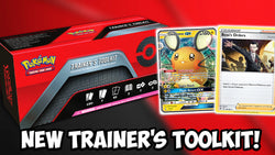 Amazing New Trainer's Toolkit! | Pokemon TCG Online Codes | Singles | Card Cavern