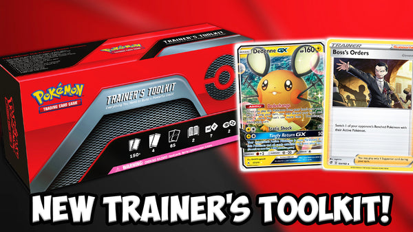 Amazing New Trainer's Toolkit!