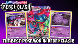 The Best Pokemon in Rebel Clash | Card Cavern Pokemon Singles and PTCGO Codes
