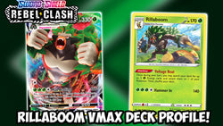 The Powerful Rillaboom VMAX! | Pokemon Decks | Card Cavern