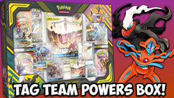Tag Team Powers Collection Box