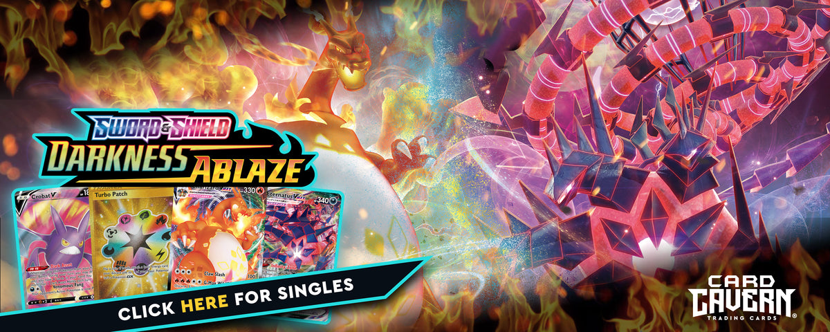 Darkness Ablaze | Buy, Sell, Trade Pokemon Cards | Card Cavern