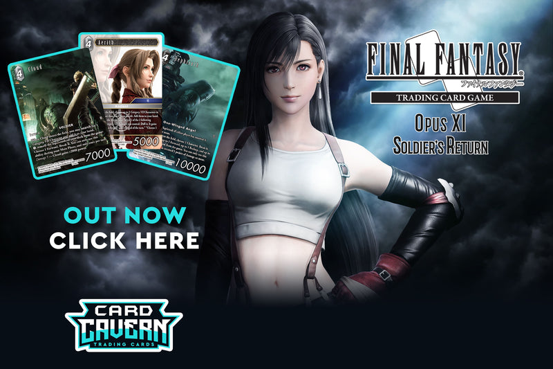 Opus XI Soldier's Return | Final Fantasy Singles | Card Cavern TCGs