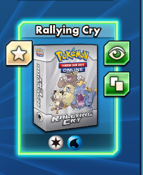 Rallying Cry - Theme Deck PTCGO Code