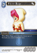 White Mage - 7-112R - Opus VII - Card Cavern