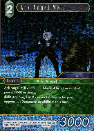 Ark Angel MR - 8-045R - Opus VIII - Foil - Card Cavern