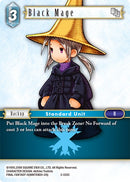 Black Mage - 2-033C - Opus II - Card Cavern