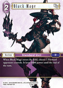 Black Mage - 2-108C - Opus II - Card Cavern