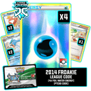 2014 Froakie League - Bianca - PTCGO Code - Card Cavern