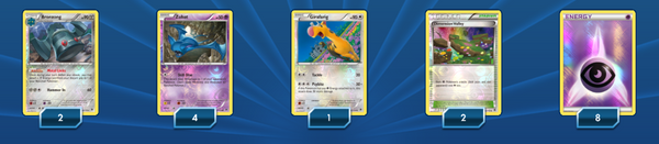 2015 Mossdeep Gym Season PTCGO Code - Card Cavern