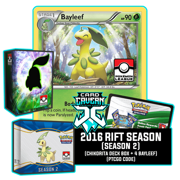 2016 Rift Gym Season 2 PTCGO Code - Card Cavern