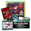 2016 Steam Siege Gym Season 1 PTCGO Code - Card Cavern