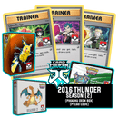 2016 Thunder Season 2 PTCGO Code - Card Cavern