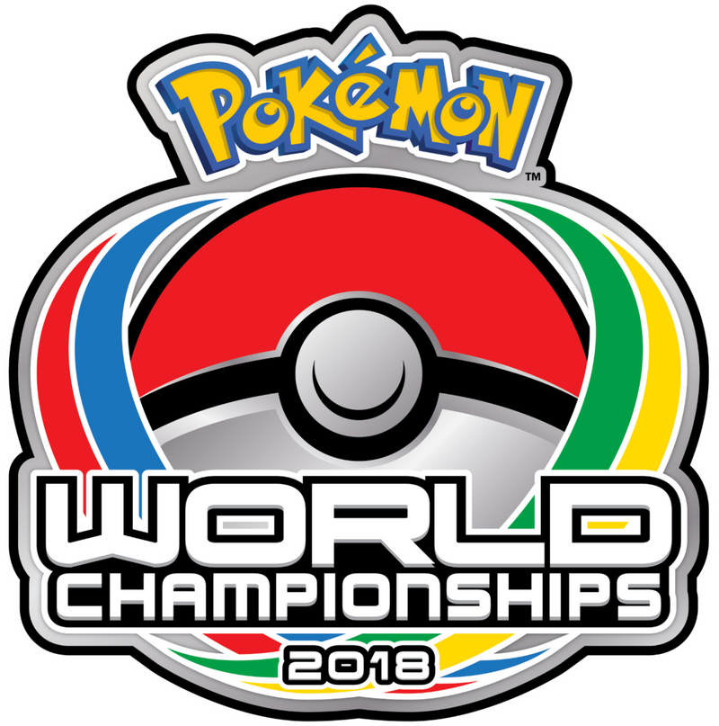 2018 World Championships - Sleeves and Deck Box - PTCGO Code - Card Cavern