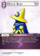 Black Mage - 3-106C - Opus III - Card Cavern