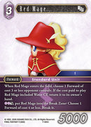 Red Mage - 7-085C - Opus VII - Card Cavern