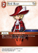 Red Mage - 4-002C - Opus IV - Foil - Card Cavern