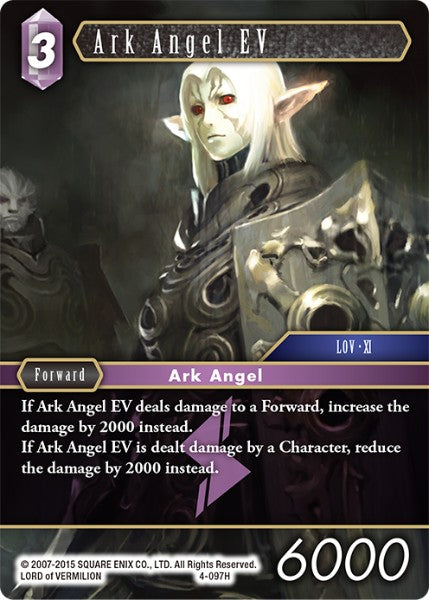 Ark Angel EV - 4-097H - Opus IV - Foil - Card Cavern